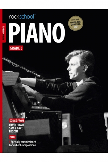 Rockschool Piano Grade 5: Book & Downloads