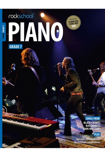 Rockschool Piano Grade 7: Book & Downloads