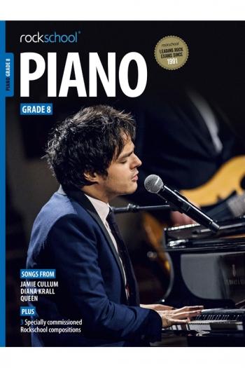 Rockschool Piano Grade 8: Book & Downloads