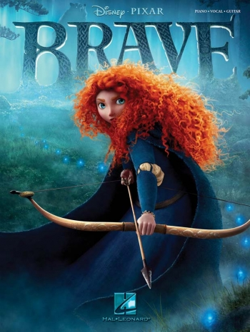 Disney Pixars Brave: Piano Vocal Guitar: Music From The Motion Picture Soundtrack