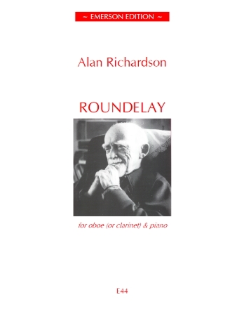 Roundelay Oboe & Piano  (Emerson)