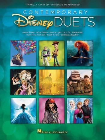Contemporary Disney Duets: PIano Duet