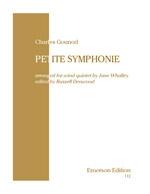 Petite Symphonie Fro Wind Quintet Score & Parts (Emerson)