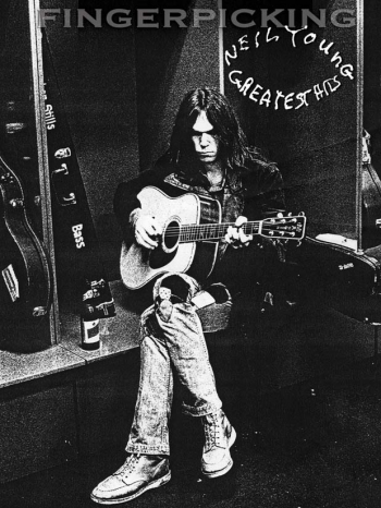 Neil Young: Greatest Hits: Fingerpicking Guitar: Guitar Tab