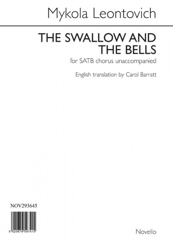 The Swallow And The Bells  Vocal SATB