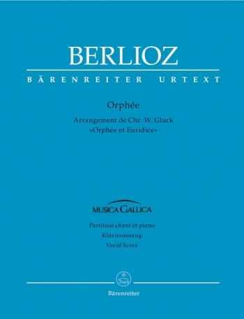 Orphee. (Version By Gluck 1859) (Urtext) Vocal Score (Barenreiter)