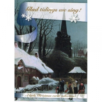 A Little Christmas Carol Collection - Greetings Card (Card & Envelope)