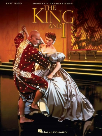 King And I The: Easy Piano Selections (rodgers & Hammerstein)