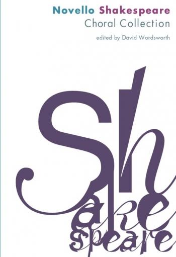 The Novello Shakespeare Choral Collection  Vocal SATB