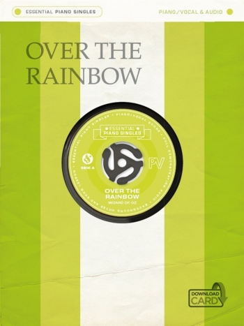 Essential Piano Singles: Over The Rainbow From 'Wizard Of Oz' (Single Sheet/Audio Download)
