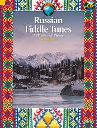 Russian Fiddle Tunes: 31 Traditional Pieces: Violin: Book & Cd  (Schott)