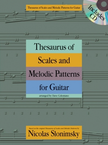 Thesaurus Of Scales And Melodic Patterns: Guitar