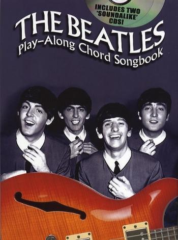 The Beatles: Play-Along Chord Songbook Lyrics & Chords: Book & CD