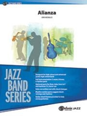 Alianza For Jazz Ensemble Score & Parts