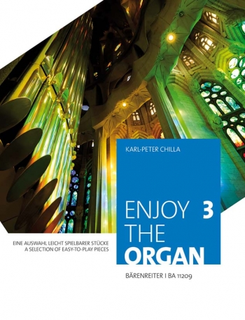 Enjoy The Organ 3 (Chilla)  (Barenreiter)