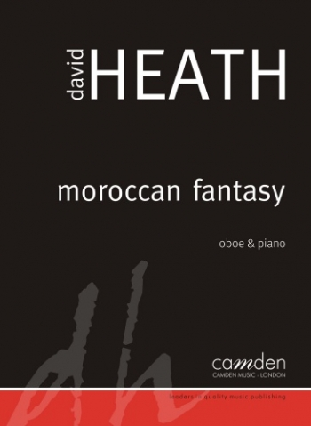Moroccan Fantasy: Oboe & Piano
