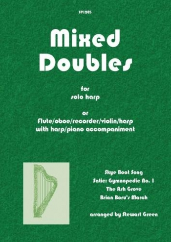 Harp Mixed Doubles For Solo Harp (arr Green)