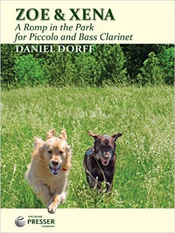Zoe & Xena: A Romp In The Park For Piccolo And Bass Clarinet