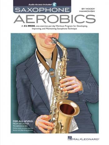 Saxophone Aerobics (Book/Online Audio)
