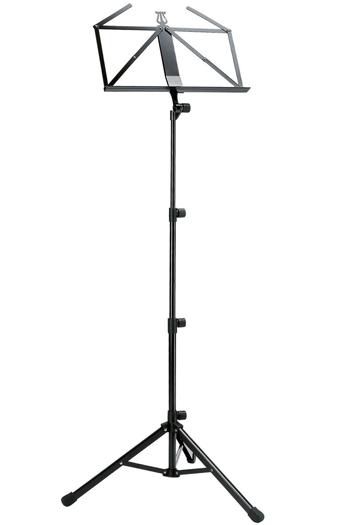 Music Stand: K&m 10810- Black Heavy