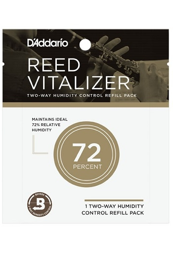 D'Addario Reed Vitalizer Single Refill Pack