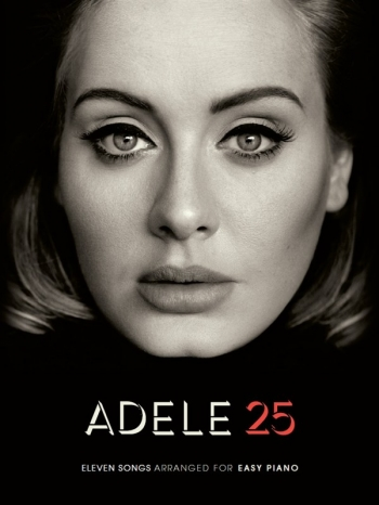 Adele 25: Easy Piano
