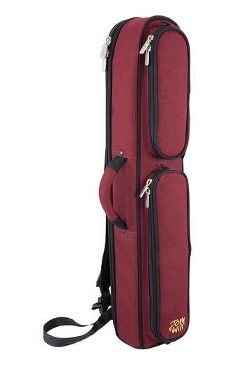Tom And Will 36SSX359 Straight Soprano Saxophone Gig Bag In Burgundy