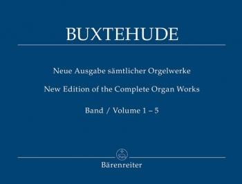Complete Organ Works 1-5 (Barenreiter)