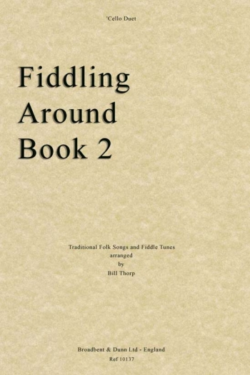 Fiddling Around: Bk2: Viola Duet  (thorp)