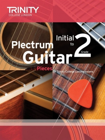 Trinity College London Plectrum Guitar Exam Pieces Grade Initial - 2