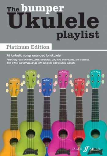 Ukulele Playlist: Bumper Book Platinum Edtion Words & Chords