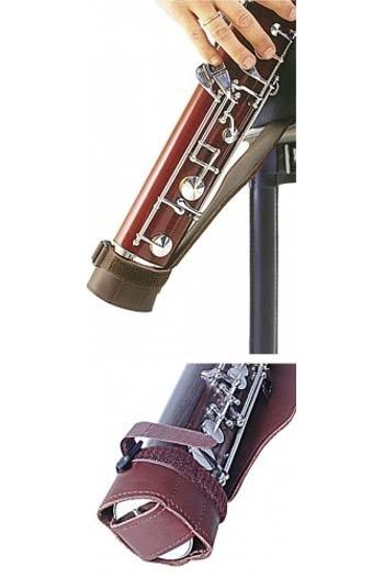 Bassoon: Strap: Seat Strap: Bg: Leather : Bgb06
