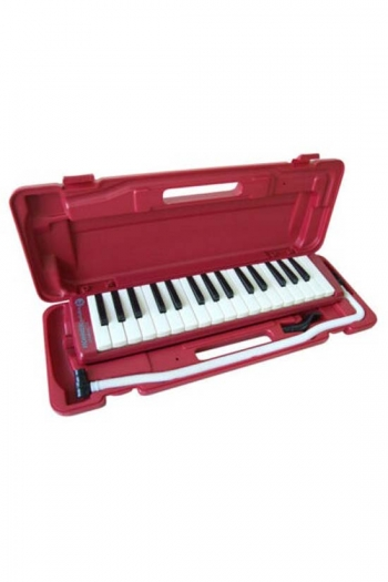 Hohner S32 Student Melodica In Red