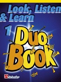 Look Listen & Learn 1 Duo Book: Trombone Bass Clef (sparke)