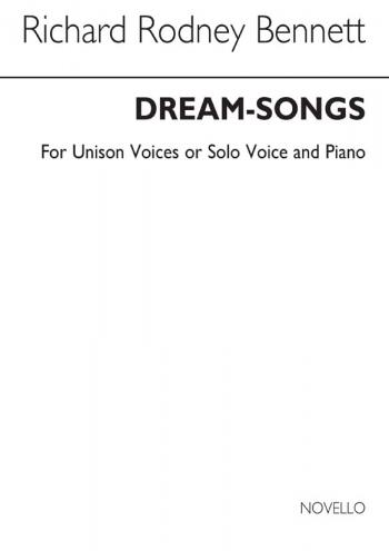 Dream Songs: Unison Voice: Vocal (Archive)