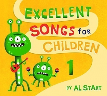 Excellent Songs For Children 1 Music CD