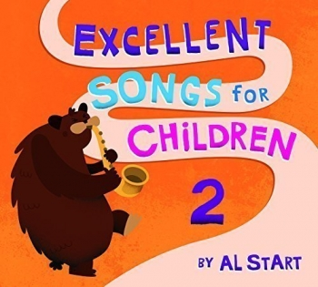 Excellent Songs For Children 2 Music CD