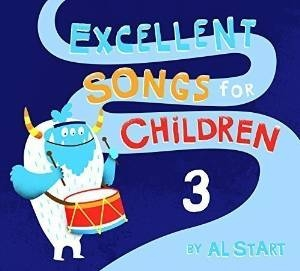 Excellent Songs For Children 3 Music CD