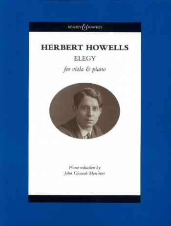 Elegy For Viola & Piano (Boosey & Hawkes)