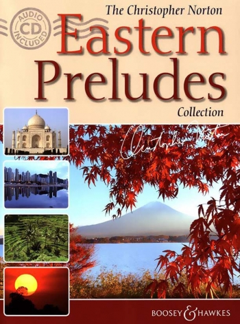 The Christopher Norton Eastern Preludes Collection Book & CD
