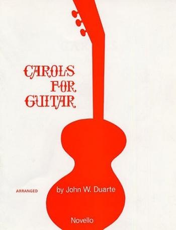 Carols For Guitar - Guitar Solo
