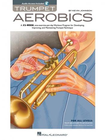 Trumpet Aerobics (Book/Online Audio)