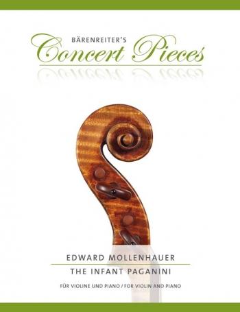 The Infant Paganini: Concert Pieces Violin & Piano (Barenreiter)