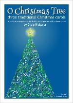 O Christmas Tree 3 Traditonal Carols: Wind Quintet  With Optional Piano