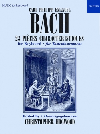 23 Pièces Characteristiques For Piano (OUP)