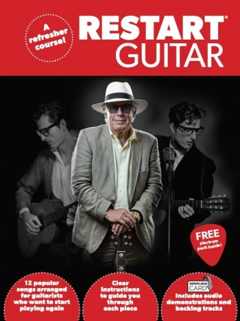 Restart Guitar (Book/Audio Download)