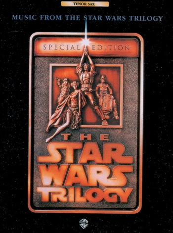 Star Wars Trilogy: Tenor Saxophone
