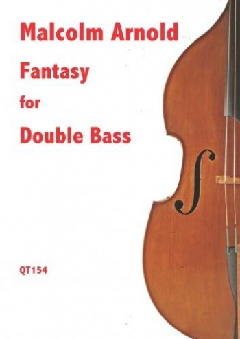 Fantasy For Double Bass: Part Only