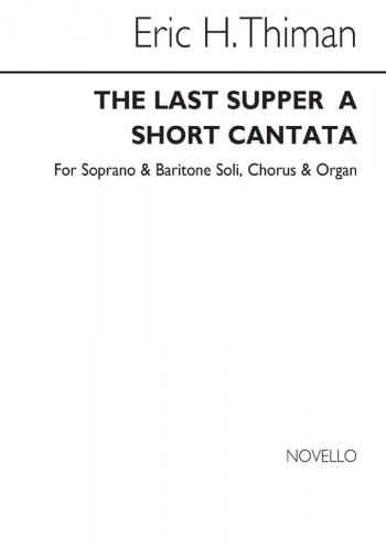 The Last Supper  Vocal SATB  (Archive Copy)