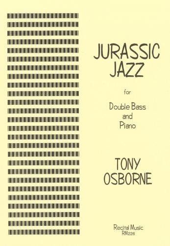 Jurassic Jazz Double Bass & Piano (Osbourne)